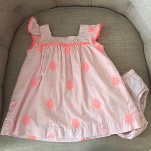 Baby GAP Girl's Dress. 12-18 Months.